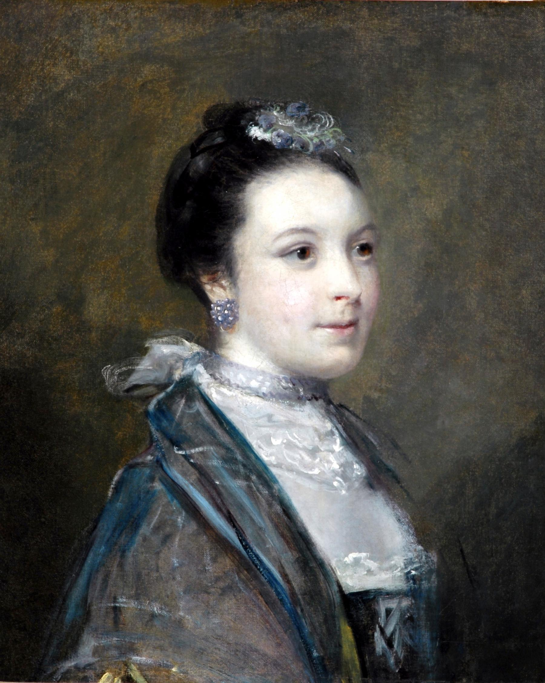 Portrait of a Lady, Joshua Reynolds
